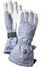 Hestra Heli Ski Female Glove Ice Blue/Off White (200020)